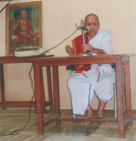 Book (# 222)release by Sri Sri 1008 Sri Vidyesha Tirtha Swamiji